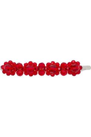 Simone Rocha Women Hair Accessories - Flower hair clip