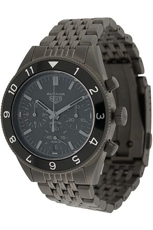 Bamford Watch Department Men Watches - Customised Tag Heuer Autavia 42mm