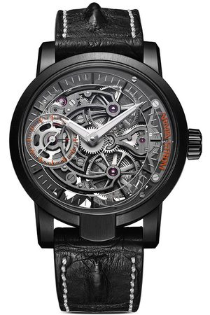 Armin Strom Men Watches - Skeleton Pure Earth 43.4mm