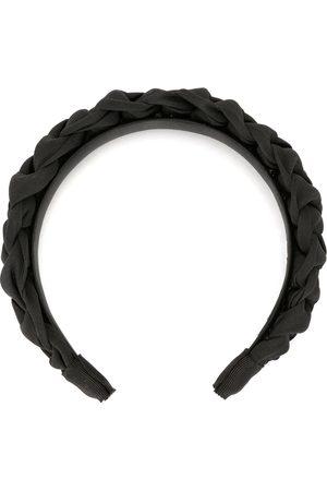 Jennifer Behr Women Hair Accessories - Woven detail hairband