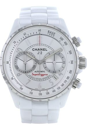 CHANEL Men Watches - 2010s pre-owned J12 Chronographe 41mm