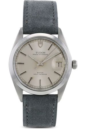 TUDOR 1970 pre-owned Prince Oysterdate 34.5mm