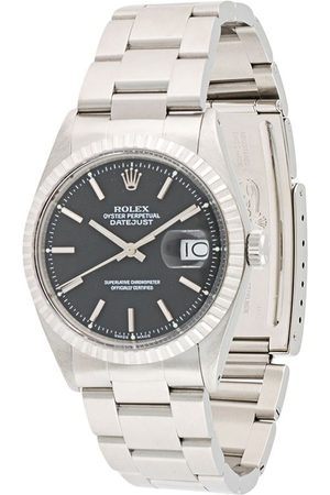 Rolex Men Watches - 1969 pre-owned Perpetual Datejust 35mm