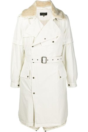 Mr & Mrs Italy Trench Coats - X Nick Wooster belted trench coat