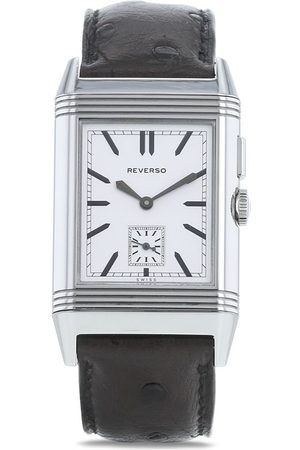 Jaeger-LeCoultre 2015 pre-owned Night Day Reverso 22mm