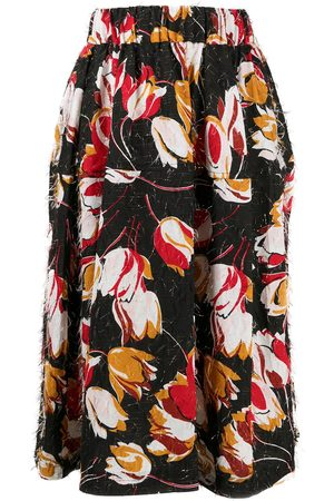 Marni Floral print A-line style