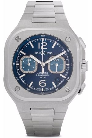 Bell & Ross Men Watches - BR 05 Chrono Steel 42mm