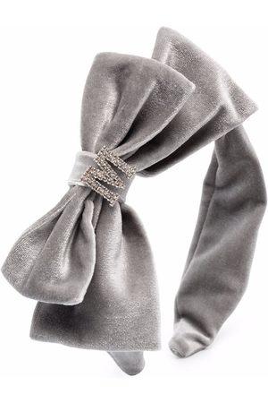 MONNALISA Bow-embellished hairband