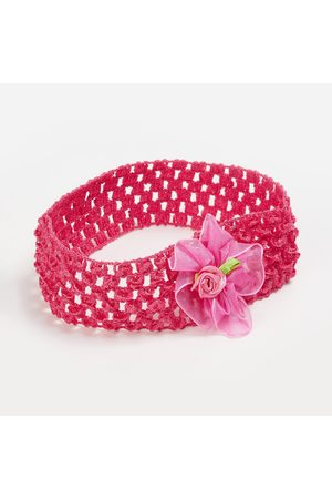 Stoln Girls Floral Accent Hairband