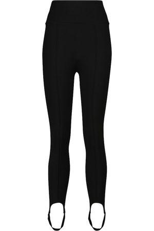 Zeynep Arcay High-rise stirrup leggings