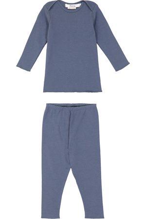 BONPOINT Baby Timi cotton pajama set