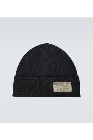 RRL Knitted cotton watch cap