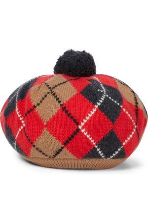 Burberry Wool-blend beret