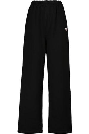 Balenciaga Logo cotton sweatpants