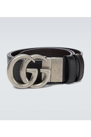 Gucci GG Marmont leather belt