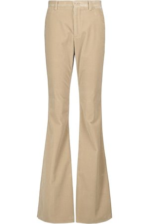 Etro High-rise corduroy pants