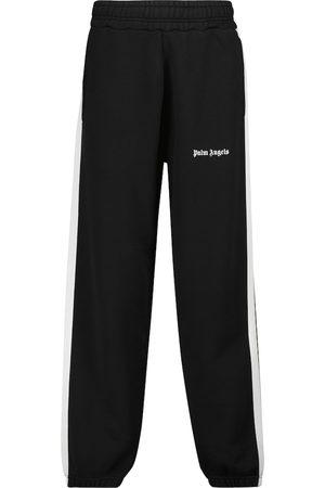 Palm Angels Cotton jersey sweatpants