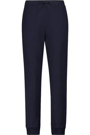 A.P.C. Item F cotton fleece sweatpants