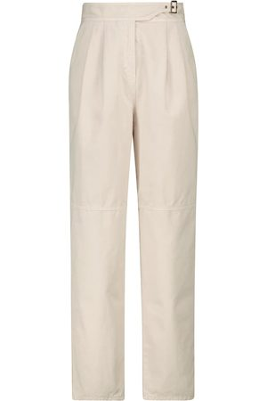 Etro High-rise straight pants