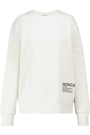 Moncler Cotton-blend sweatshirt