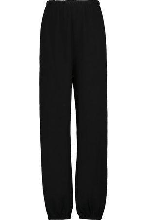 Velvet Britt cotton sweatpants