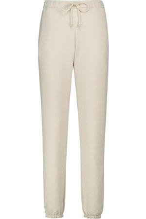 Max Mara Visivo cotton-blend sweatpants