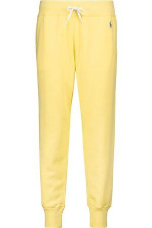 Polo Ralph Lauren Cotton-blend sweatpants