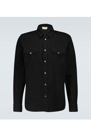 Alexander McQueen Denim shirt