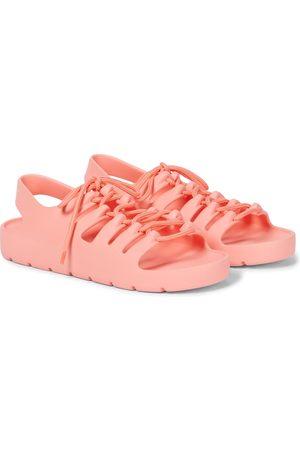 Bottega Veneta Jelly slingback sandals