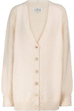 Maison Margiela Cotton-blend cardigan