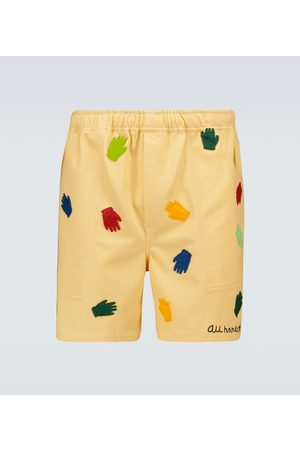 BODE Hands rugby shorts