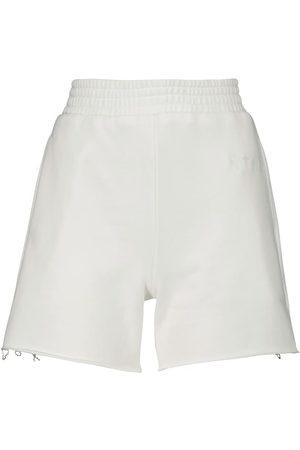 RTA Cotton-jersey shorts