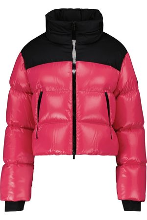 Moncler Jasione cropped down jacket