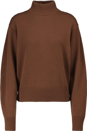 Loro Piana Quadrilatero cashmere turtleneck sweater