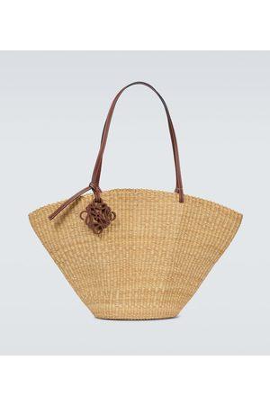 Loewe Paula's Ibiza Shell basket bag