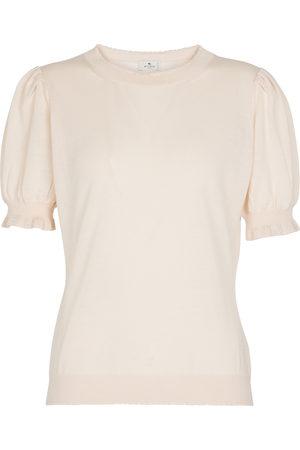 Etro Wool-blend top