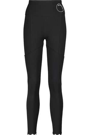 Marysia Naomi high-rise stretch-jersey leggings