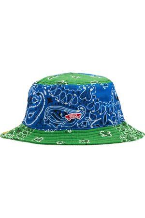 Vans Men Hats - Bedwin Bandana Bucket Hat