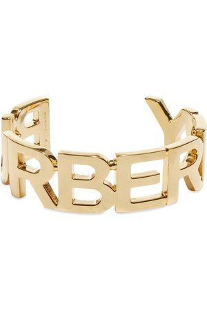 Burberry Logo Cuff Bracelet