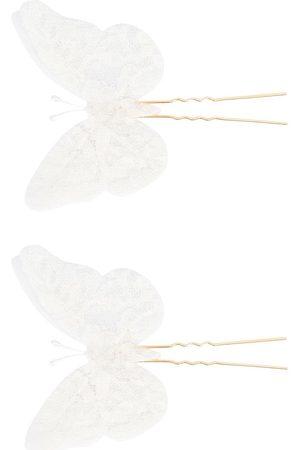 Jennifer Behr Loredes butterfly hairpin set