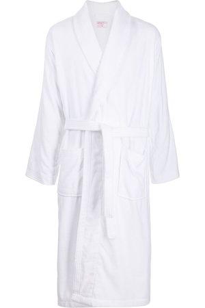DEREK ROSE Men Bathrobes - Tie-fastening robe