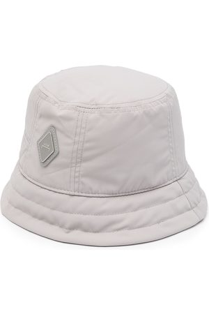 A-cold-wall* Logo patch bucket hat