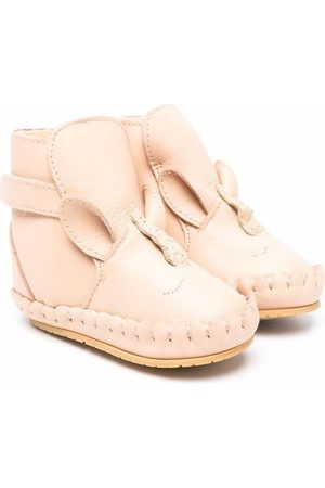 Donsje Girls Ankle Boots - Leather ankle boots