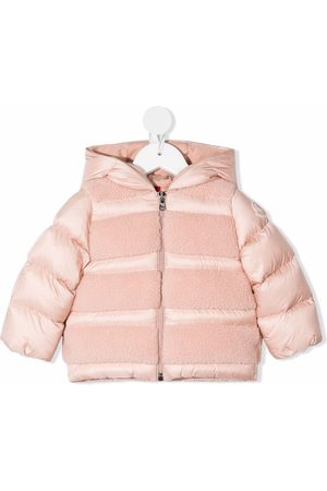 Moncler Jackets - Hooded padded jacket