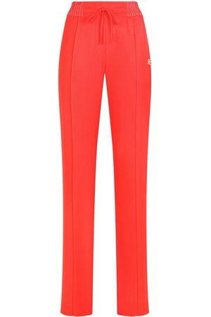 Dolce & Gabbana Women Trousers - Straight-leg twill trousers