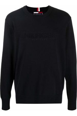 Tommy Hilfiger Organic embossed logo sweatshirt