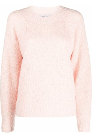 Kenzo Logo-patch long-sleeved pullover