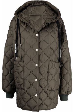 Khrisjoy Quilted puffer coat