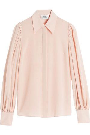 Victoria Victoria Beckham Long-sleeve cotton shirt