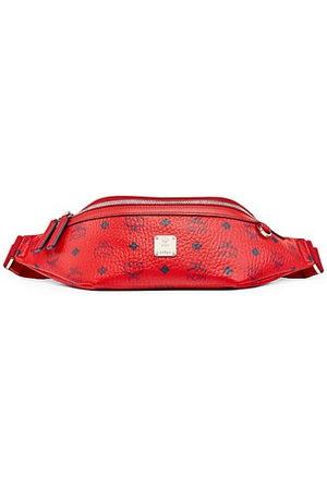 MCM Men Luggage - Medium Visetos Belt Bag